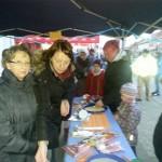CDU Noh-West beim Knobeln auf der Lindenallee 2015