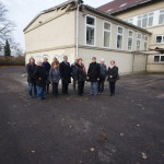 Ortstermin Frensdorfer Schule